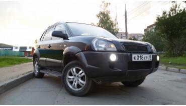 """Lift kit 50mm (2"""") for Hyundai Tucson 04-13 Kia Sportage 04-10"""