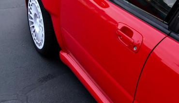 WRX Fender Flares for Subaru Impreza Bugeye 00-02 GD wide body kit