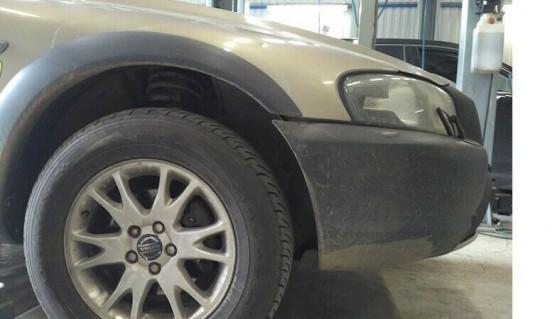 """Lift Kit for Volvo XC70 V70 2000  -2007 1.2"""" 30mm"""