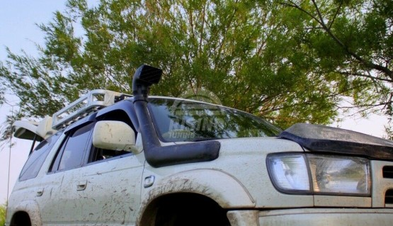 Snorkel for Toyota HiLux 167 & HiLux SURF 180 series