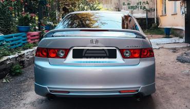 Modulo trunk spoiler for Honda Accord 7 / Acura TSX CL7/CL9 2003 - 2008