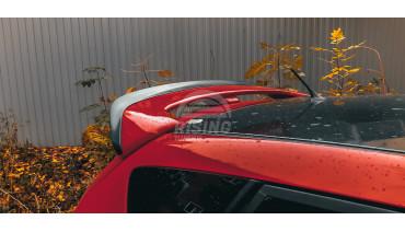 Ducktail add-on Nextmode for Mazdaspeed 3 / MPS (BK) rear spoiler 2003 - 2009 Mazda 3 / Axela hatchback