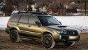 """Сomplete polyurethan lift kit for Subaru Forester SF SG 1996 - 2007 Impreza GD GG 2000 - 2007 Legacy 1.6"""" 40mm spacers"""