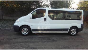"Lift Kit for Renault Trafic, Nissan Primastar, Vauxhall Opel Vivaro 1.2"" 30mm strut spacers"