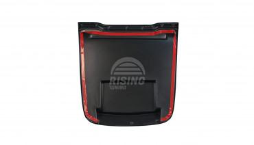 Gauge Pod for Subaru Forester SG S11, Glossiness version, center dash console Defi housing diameter 52mm 2002-2008