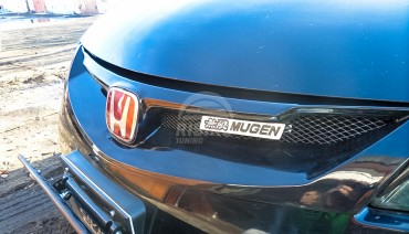 Mugen RR front grille for Honda Civic FD 2005-2008 / Acura CSX 2005-2011
