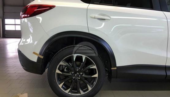 Fender flares 30mm for Mazda CX-5 (KE) 2012 - 2017