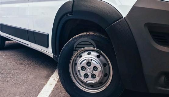 Fender flares for x290 Peugeot Boxer & Fiat Ducato & Citroen Jumper Arch Extenders
