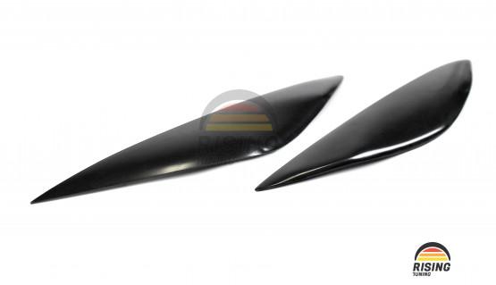 Front eyelids for Mazda 3 MPS, Mazdaspeed3, Axela BL 2008 - 2013