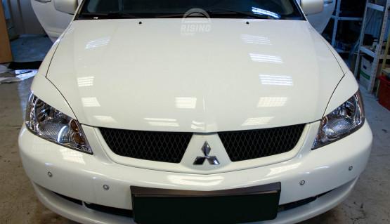 Eyelids eyebrows for Mitsubishi Lancer IX 9, Slim