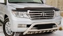 Front eyelids cover for Toyota Land Cruiser 200 2012 - 2015