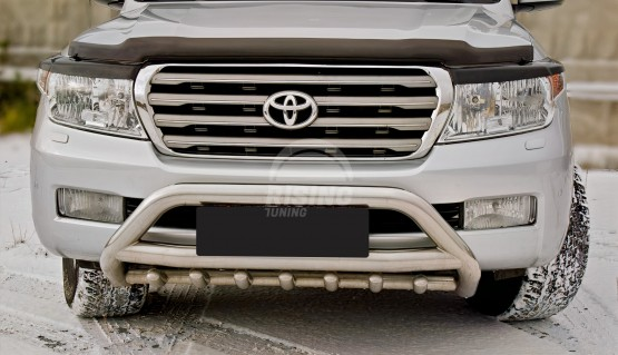 Front eyelids cover for Toyota Land Cruiser 200 2012-2015