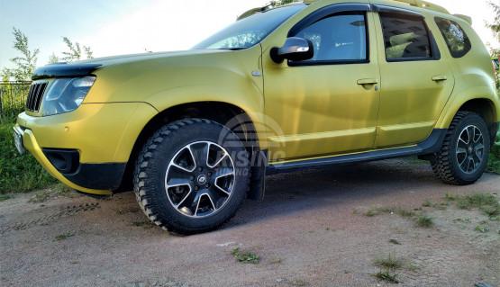 Door side molding trim for Dacia Duster, Renault Duster