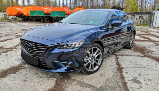 Eyelids for Mazda 6 GJ Atenza 2015-2018, Headlights Covers eyelash