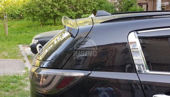 Rear trunk spoiler JSW style for Kia Sportage 2010-2016