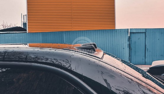 ChargeSpeed roof spoiler for Subaru Impreza GD 2000 - 2007