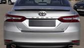 Rear lip spoiler for Toyota Camry XV70 2017-2021