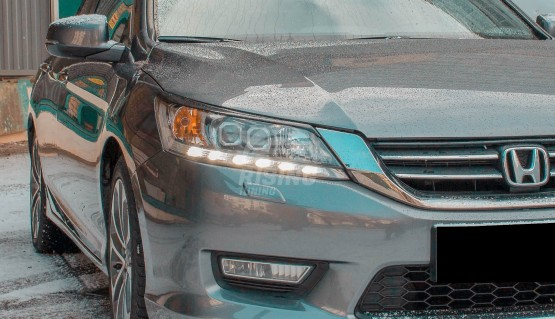 Front eyelids for Honda Accord 9 CR 2012-2015