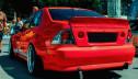 Ducktail trunk spoiler for Lexus IS300 / 200 & Toyota Altezza