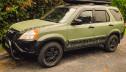 """Lift Kit for Honda CR-V 2001 - 2006 2gen,  Element, FR-V, Civic 1.2"""" 30mm Leveling strut spacers"""