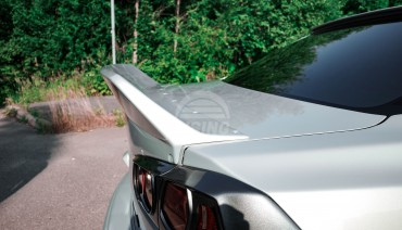 Ducktail trunk spoiler for Mitsubishi Lancer X / Evo X 2007 - 2017