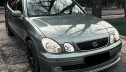 Abflug Lip for Lexus GS300 GS400 GS430 97-05 Toyota Aristo Bumper Splitter JZS16