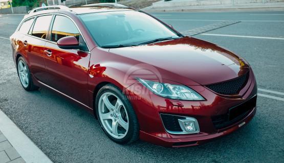 Eyelids for Mazda 6 GH / Atenza 2008-2012 Headlights Covers eyelash