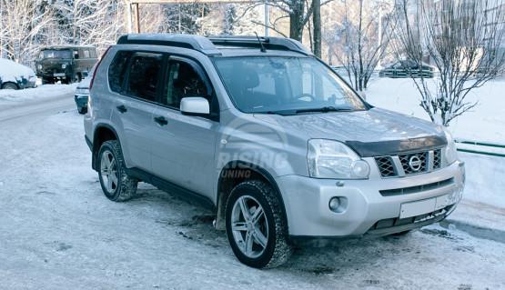 "Lift Kit for Nissan X-Trail T31, Rogue, Juke, Leaf, Qashqai, Serena 1.6"" 40 mm Spacers"