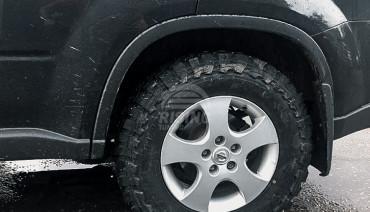"""Lift Kit for Nissan X-Trail T31, Rogue, Juke, Leaf, Qashqai, Serena 1.6"""" 40mm strut spacers"""