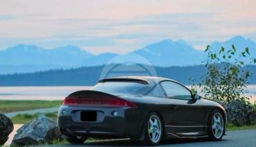 Ducktail spoiler for Mitsubishi Eclipse / Eagle Talon