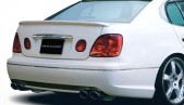 Artisan Spirits rear window spoiler for Lexus GS300, GS400, GS430 & Toyota Aristo 1997 - 2005