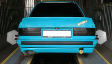 Ducktail for BMW 3 series e30 1981-1991 Sedan Coupe