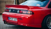 Ducktail for Nissan Silvia S14 200sx 240sx 1993-1998