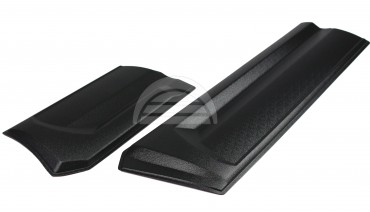 Protective door body cladding parts for Nissan Pathfinder R51 (2004-2014)