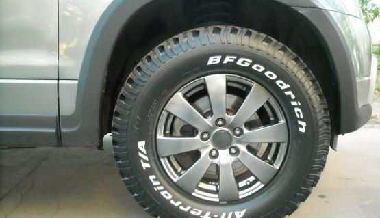 Complete Lift Kit for Suzuki Grand Vitara, Escudo 05-17 1,6' 40mm strut spacers