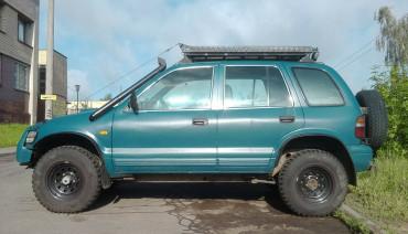 Lift Kit for Kia Sportage 1994-2003 Retona 1998-2000 1.2' 30mm Leveling spacers