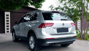 Rear bumper trim for VW Tiguan 2016-2020 Volkswagen