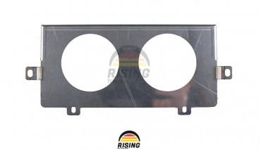 Gauge Pod 52mm ashtray plug for Subaru Forester 03-07 Impeza 05-07 meter holder