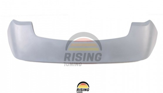 Rare spoiler SYMS style +light for Subaru Forester SG5 SG9 02-08 rear roof wing