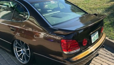 Rare ducktail for Lexus GS300 GS400 GS430