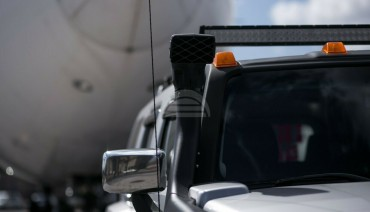 Snorkel Kit for Hummer H3 05-13 Air Ram Intake 3.7L Petrol 4x4 Rolling Head