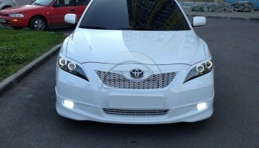 Sport Edition SE Lip for Toyota Camry XV40 06-09