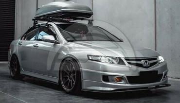 Front lip Modulo Style for Honda Accord 7 Acura TSX CL7 06-08