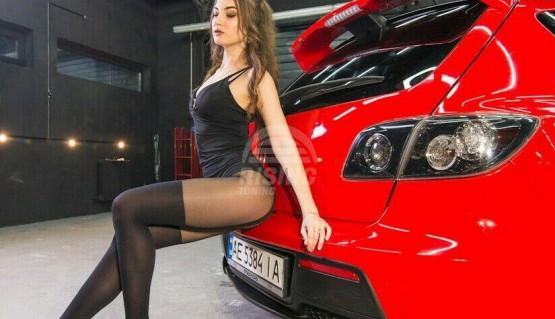 MAZDASPEED Spoiler for Mazda 3 BK 03-08 MPS Style