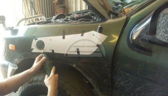 Snorkel Kit For Nissan Pathfinder Navara D22 NP300 Frontier QX4