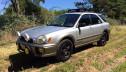 Lift Kit for Subaru Impreza 2000-2007 1,6' 40mm Leveling strut spacers