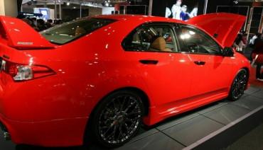 Side Skirts for Honda Accord 8 Acura TSX Mugen Style Body Kit 08-13 tuning jdm
