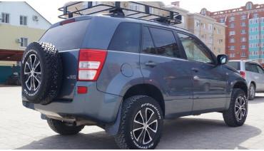 Lift Kit for Suzuki Grand Vitara, Escudo 05-17 1,8' 45mm Leveling strut spacers