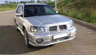 Aero Lip for Subaru Forester SG 2003-2005 Bumper Splitter