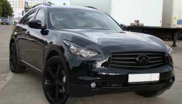 Eyelids eyebrows for Infiniti FX35 FX37 QX70 S51